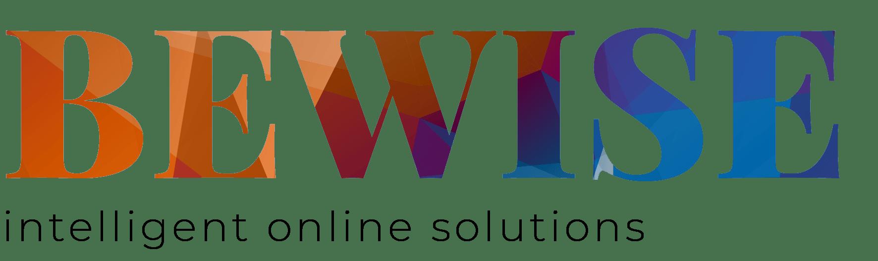 bewise-logo-intelligent-online-solutions-kleur